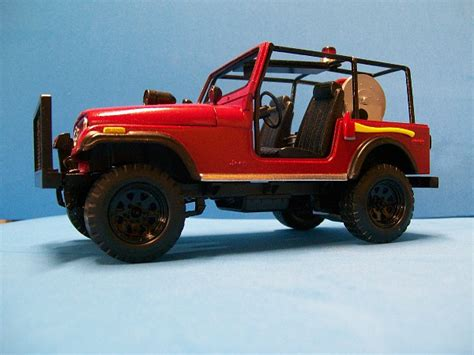 jeep brush truck jeep cj 7 brush truck road models forum