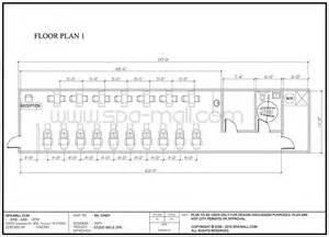 nail salon floor plan salon design layout