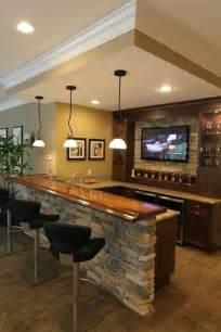 Home Bar Decorating Ideas by Modern Home Bar Design Ideas