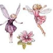 flower fairies wall stickers stickers bedroom stickers themed room stickers