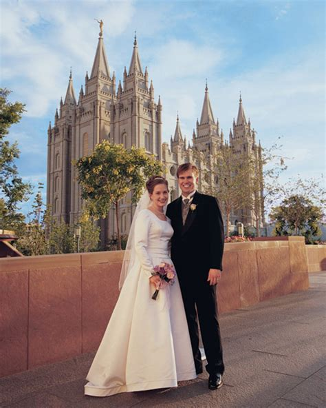 Mormon Marriage Records Temple Sealing