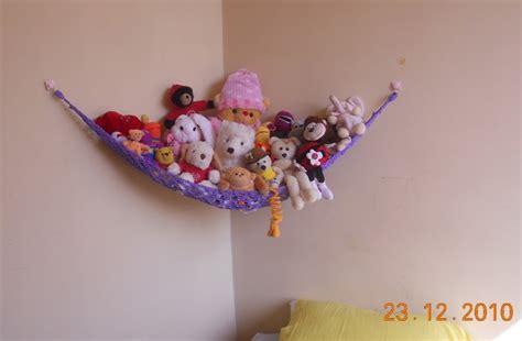 Hamac A Peluche by Arte A Punto Hamaca Toys Porta Peluches