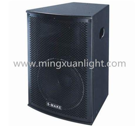 Harga Speaker Mini Bass Mantap by China Vrx918sp Powered Harga Speaker Subwoofer 18 Inch Dj