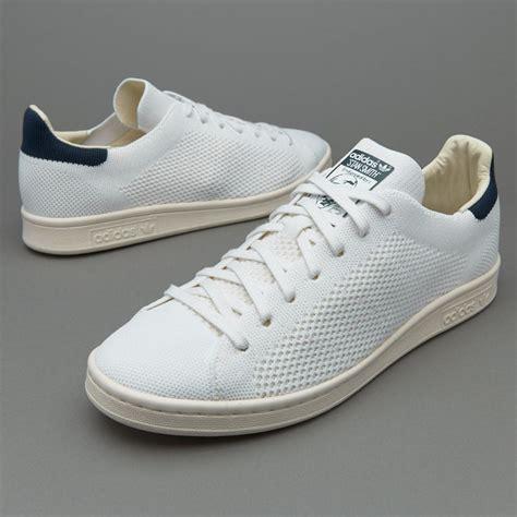 mens shoes adidas originals stan smith og primeknit white s75148