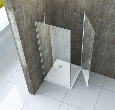 duschkabine ohne duschtasse duschkabine ed 01 90 x 90 x 190 cm ohne duschtasse alphabad