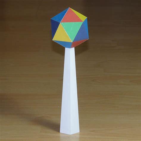 Virus Origami - virus origami images craft decoration ideas