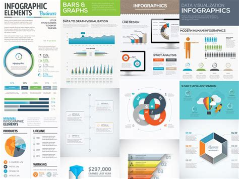illustrator report templates 40 free infographic templates to hongkiat