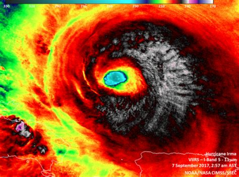 Find Cause Of Records Hurricane Irma Causes Devastation Breaks Records World Meteorological Organization