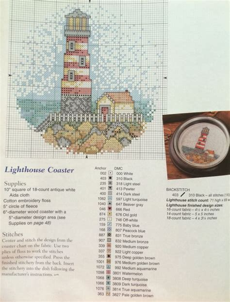 264 best cross stitched lighthouses images on pinterest 17 best images about cross stitch summer beach 2 on