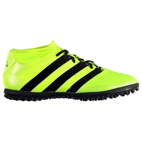 football shoes astro adidas mens ace 16 3 primemesh astro turf trainers