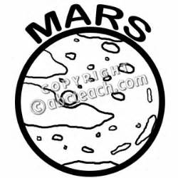 coloring pages of the planet mars search