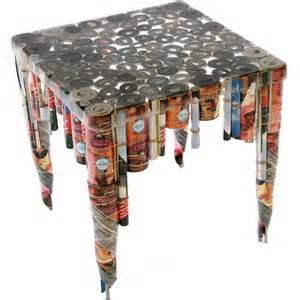 Things Made Out Of Recycled Materials by 10 Interesting Furniture Items Made From Recycled