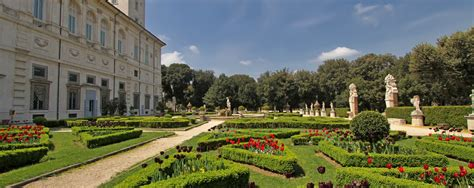 villas gardens around rome group tour kirker holidays