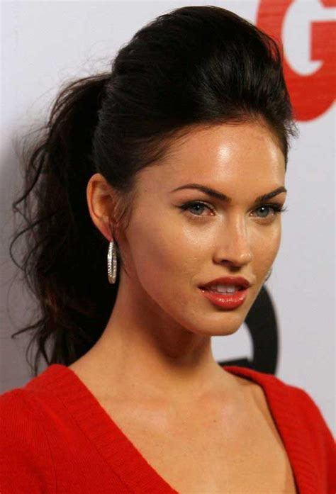 sexy hair styel 20 super inspiring megan fox hairstyles discover
