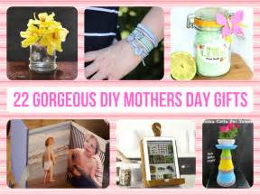 22 gorgeous diy mothers day gifts