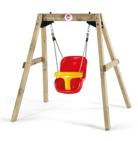 Balançoire bébé Plum Wooden baby swing   SuperBaby