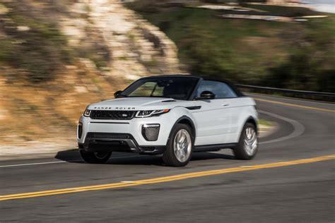 range rover evoque 2017 range rover evoque convertible 2017 primera prueba