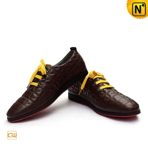 mens flat loafers s lace up leather loafers flat shoes cw711037 cwmalls