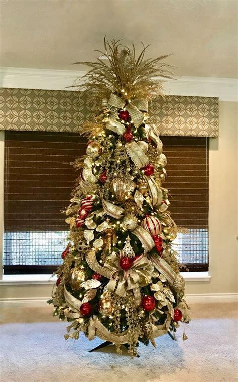 maneras de adornar el arbol de navidad formas de decorar tu arbol de navidad con liston 13 curso de organizacion de hogar aprenda a