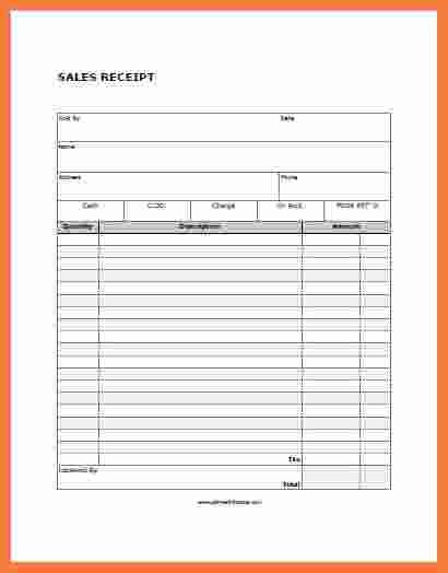 Free Receipt Template Filetype Doc by 10 Blank Receipt Template Marital Settlements Information