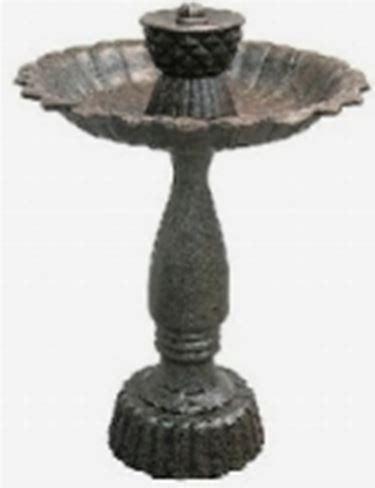 fontane da giardino in ghisa fontane in ghisa fontane