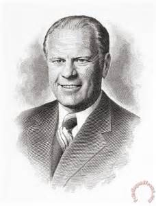 Gerald Ford 2006 Others Gerald Ford 1913 2006 Painting Gerald Ford