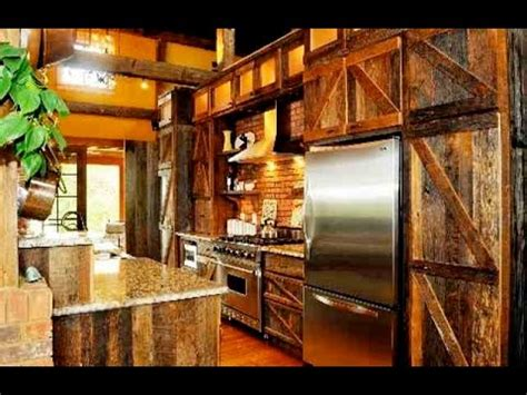 barn door style kitchen cabinets awesome barn door kitchen cabinets youtube