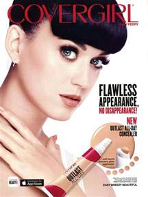 new colors for 2017 ad katy perry singer covergirl celebrity endorsements