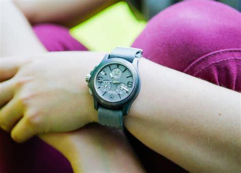 Victorinox Original Chronograph Ladies Sports Watch Review