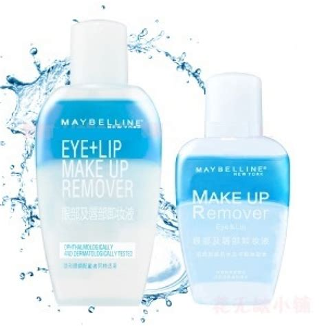 Maybelline Lip Eye Makeup Remover maybelline lip eye makeup remover in one