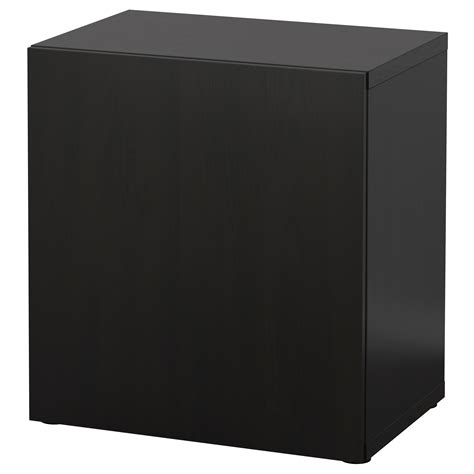 ikea besta shelf unit black brown best 197 shelf unit with door lappviken black brown 60x40x64