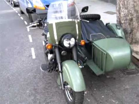 kawasaki vn800 drifter and side car youtube