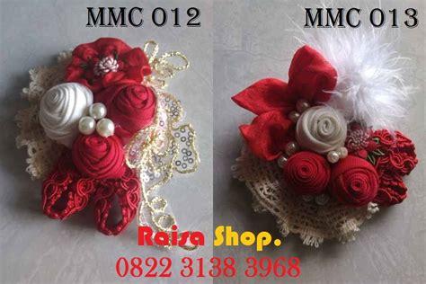 Bros Mawar Murah bros mawar merah jual bros handmade murah