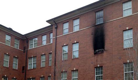 ull housing fire burns baker hall data room university of louisiana at lafayette