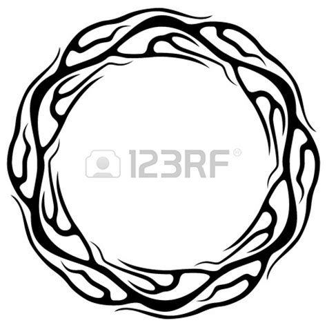 ring of fire clipart 3