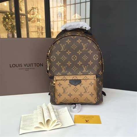 Tas Lv Plam Backpack Mirror Quality designer discreetlouis vuitton palm springs backpack counter quality replica bag designer discreet