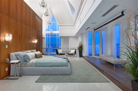 contemporary penthouse interior design in vancouver by elysium penthouse in the grace tower at vancouver canada