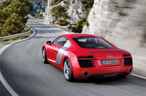 R8 Audi Horsepower by 2013 Audi R8 Gets Facelift And New V10 Engine Details