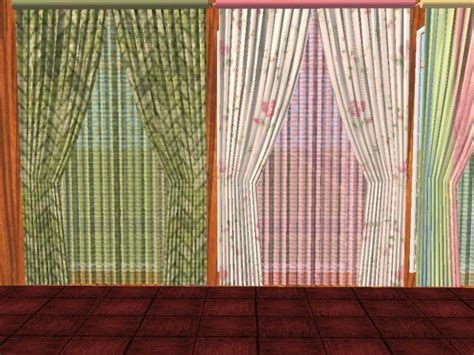coordinating rugs and curtains mod the sims and single wide curtains with matching rugs