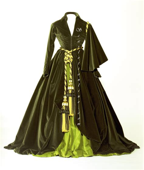 curtain dress gone with the wind movie costumes that would be fun to reproduce stuff