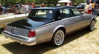 Cadillac Seville Elegante 1979 Cadillac Seville Elegante American Autos 1977
