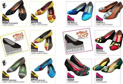 Sepatu All Bermotif produk kami rahayuribut s
