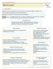 Ati Learning For Nurses Bing Images How To Fill Out Ati Basic Concept Template