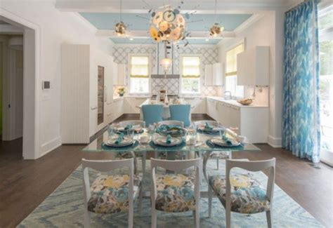 romantic kitchen romantic kitchen design with turquoise accents digsdigs