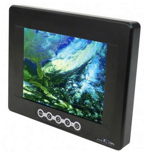 rugged touch screen monitor stealth tt 840 rugged touchscreen display itech news net
