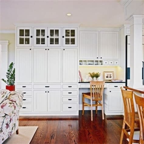 Built In Wall Cabinets With Desk by Pantry Cabinet Built In Kitchen Pantry Cabinet With Builtin White Wall Cabinets And Desk In