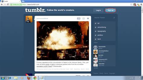 cara membuat quotes seperti tumblr cara membuat akun tumblr newbie