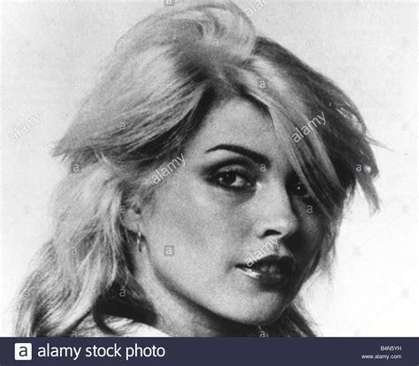 debbie harry singer debbie harry singer pop group blondie 1979 stock photo