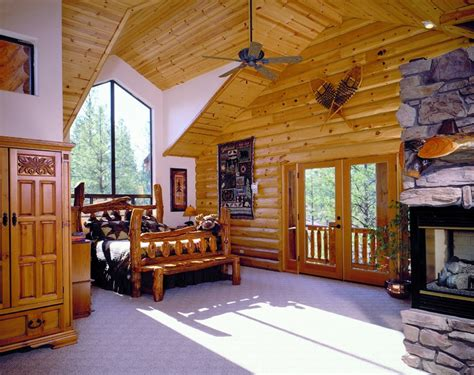 log home bedrooms log home photos bedrooms bathrooms expedition log homes llc