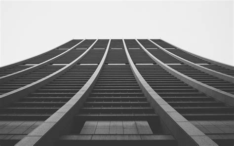skyscraper wallpaper black and white black white skyscraper hdwallpaperfx